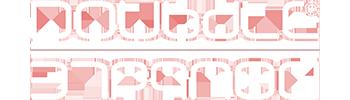 doubdle logo wit